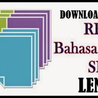 Download Contoh RPP Bahasa Inggris SD/MI Lengkap Terbaru