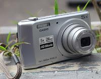 Kamera Digital Bekas Casio QV-R200