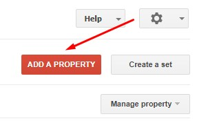 ADD PROPERTY