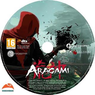 Aragami Disc Label