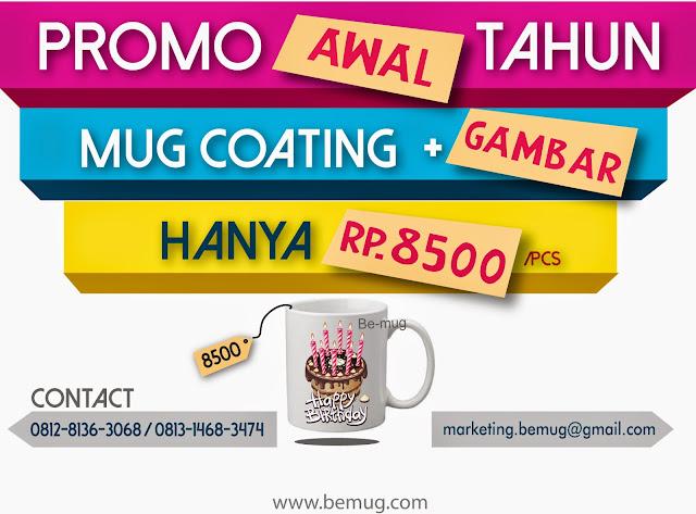 Promo Mug Press murah
