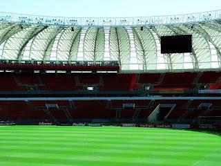 Cobertura Metálica do Estádio Beira-Rio