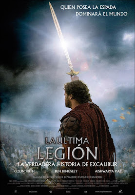 The Last Legion 2007 DVD R1 NTSC Sub