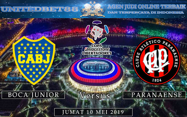 PREDIKSI Boca Juniors vs Atletico Paranaense 10 MEI 2019