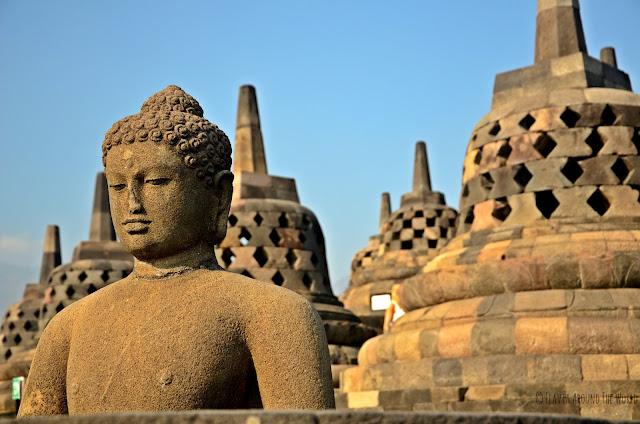En el nirvana de Borobudur