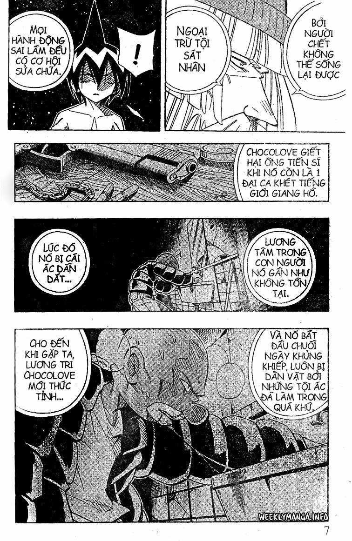 Shaman King [Vua pháp thuật] chap 204 trang 11