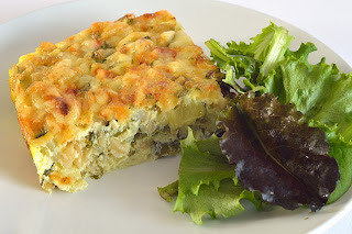 Image result for utterly scrummy blog crustless quiche