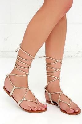 Diseños de Sandalias de mujer