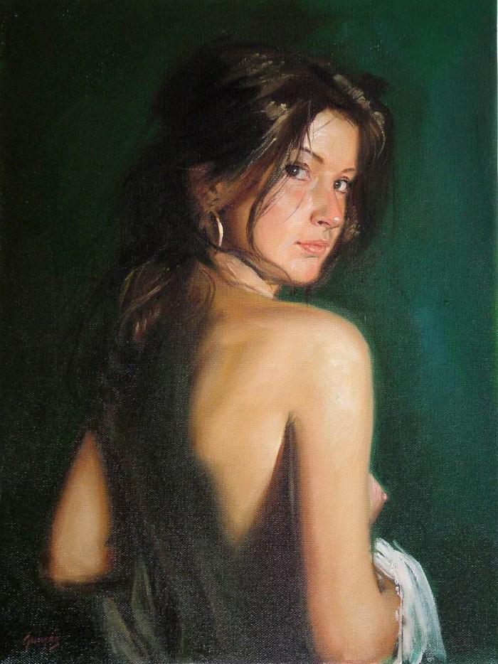 Laszlo Gulyas. Современный венгерский художник 13