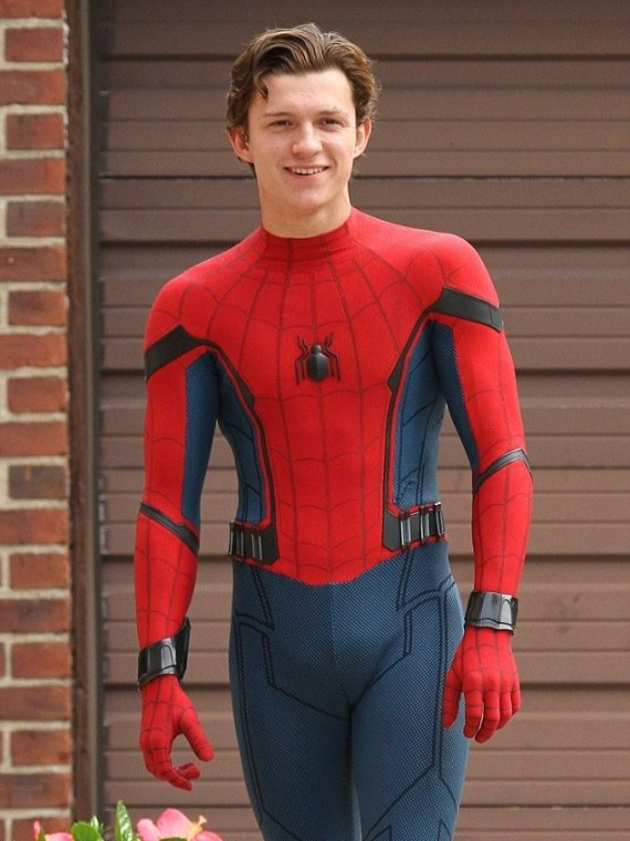 Real Spider-Man Tom Holland
