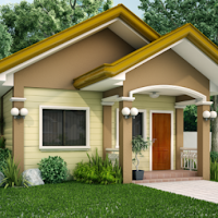 100++ Desain Taman Minimalis Depan Rumah Type 36