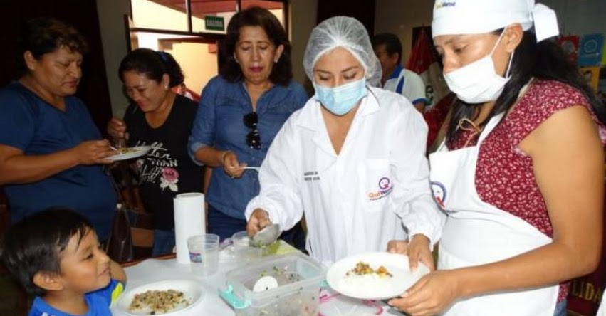 QALI WARMA: Programa social capacita a más de dos mil integrantes de Comités de Alimentación Escolar - www.qaliwarma.gob.pe