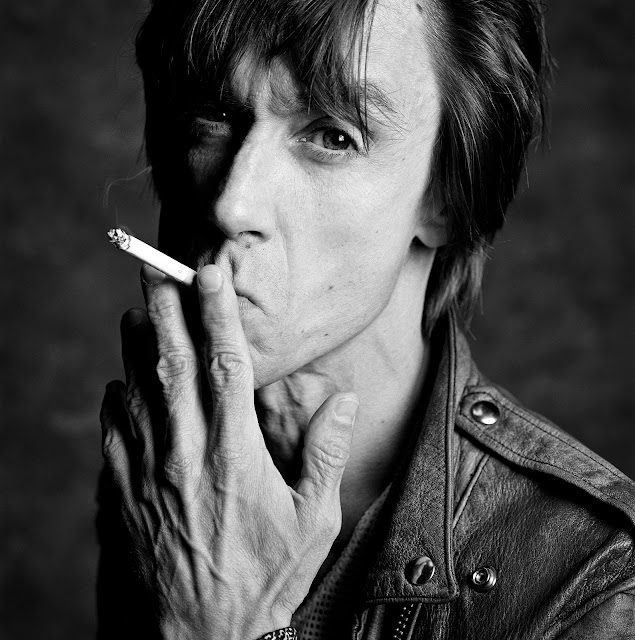 Iggy Pop photographed in San Francisco, CA June 28, 1990 © Jay Blakesberg