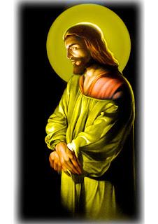 arte de jesus diante do sumo sacerdote