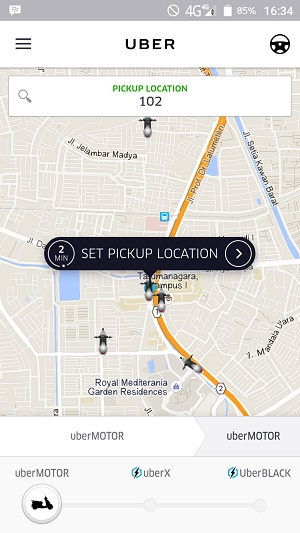 UberMotor