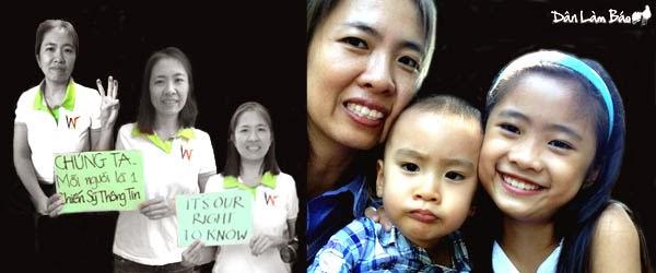 Blogger Mẹ Nấm: An ninh Khánh Hoà đang tính lạm dụng Điều 258 để bắt tôi?