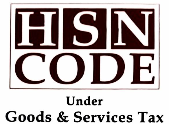 HS code list