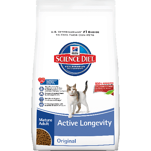Science Diet Mature Cat Food Can