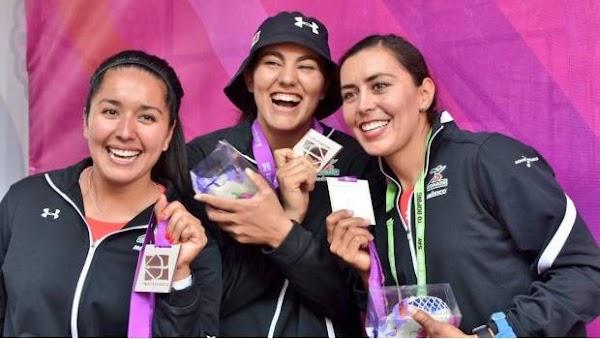Sin presupuesto, México se queda con la plata en el Mundial de Tiro con Arco
