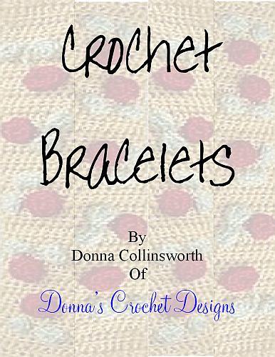 Revista de Tutoriales. Brazaletes de Crochet