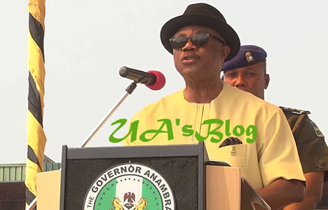 Street-renaming saga: Obiano reacts to Umahi's allegation of discrimination