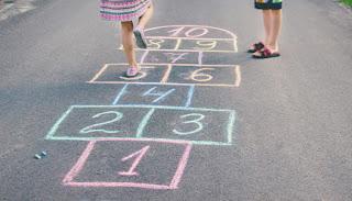 Os benefícios da amarelinha em turmas de Educação Infantil e Fundamental I