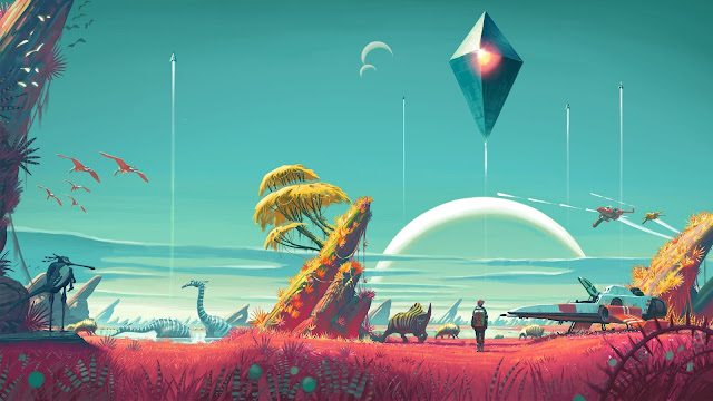 No Man's Sky Game Highly Compressed Setup Download