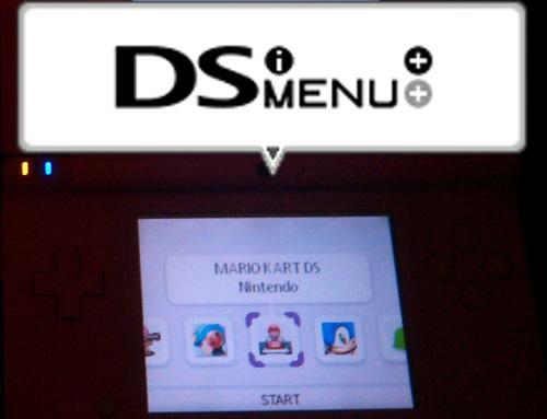 GUÍA] Instalar HiyaCFW con Nintendo DSi Camera - HackTendo
