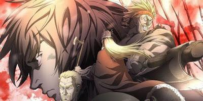 Vinland Saga: novo trailer e imagens do anime