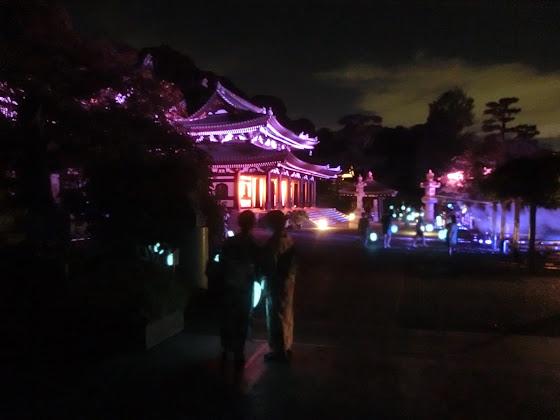 長谷の灯かり・長谷寺