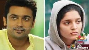 Ritika Singh to be Suriya's sister in film directed Muthaiah?