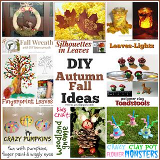 Autumn Ideas wesens-art.blogspot.com