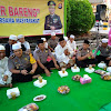 """Polres Kota Tangerang """"Bukber Ngemper Bareng"""" Bersama Masyarakat Pasar Kemis"""