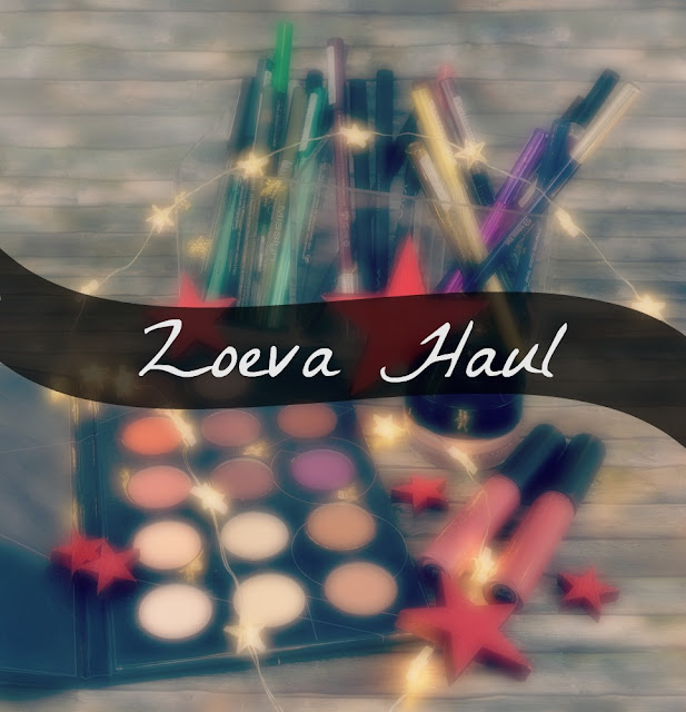 Zoeva Haul