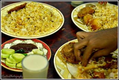 Kachi Biriyani, Old Dhaka Food, Kolkata Biriyani, Trip Navigation Bangladesh