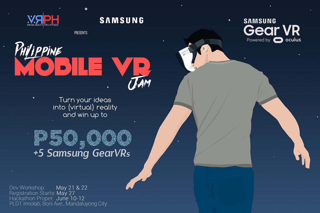 The Philippine Virtual Reality Conference: Mobile VR Jam