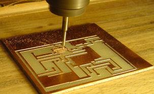 Berinovasi dengan Elektronika Membuat PCB mengunakan