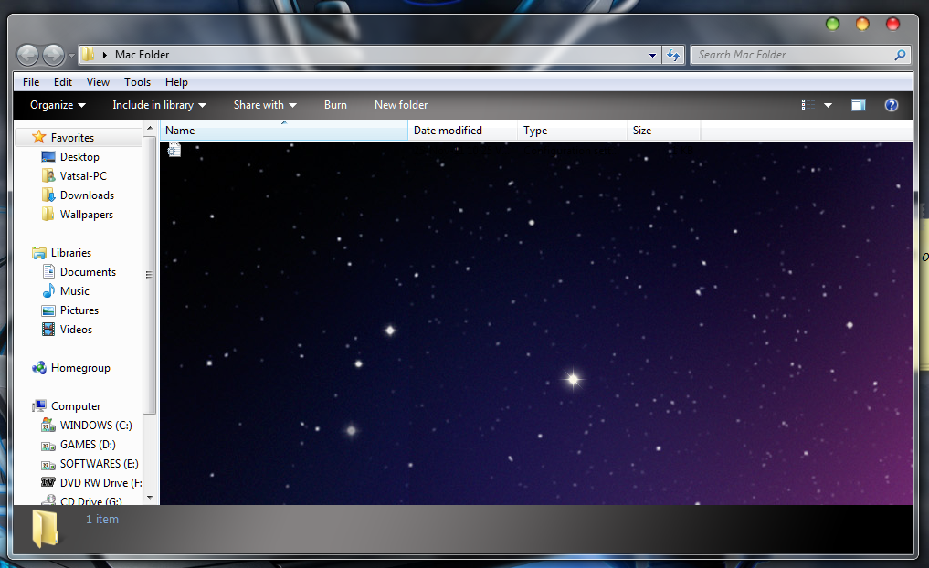 Mac address changer for mac