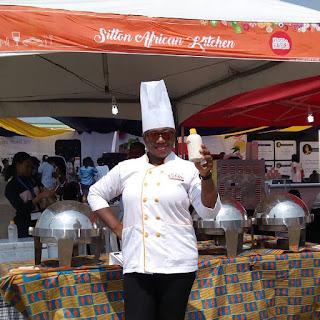 JIB SPOTLIGHT: Chef Tonia Silton