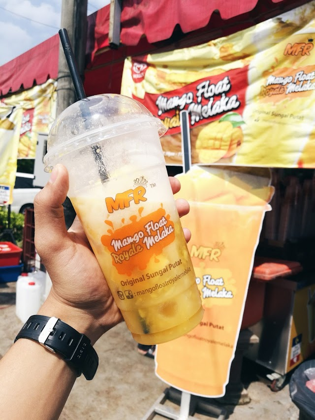 Mango Float Royale Melaka (Review)