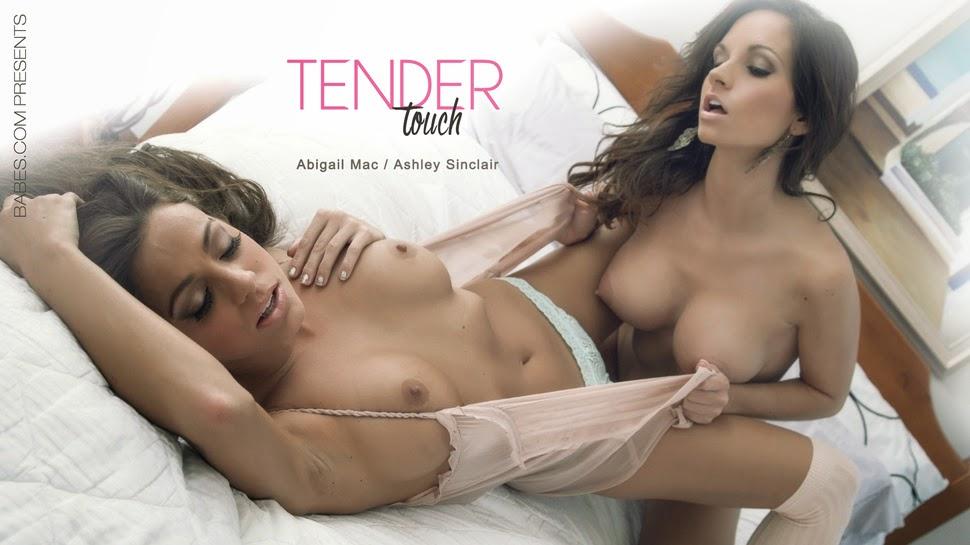 Babes01-21 Ashley Sinclair & Abigail Mac - Tender Touch 11020