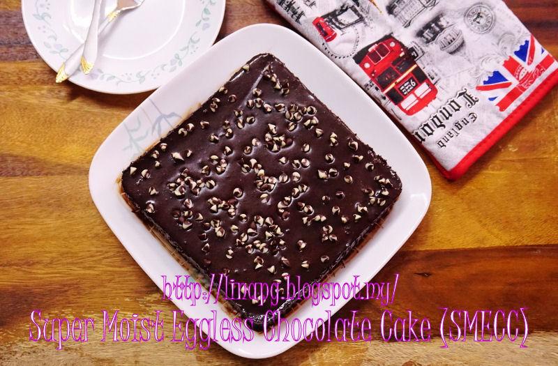 kek coklat moist mudah  sedap  telur tak guna Resepi Kek Coklat Tanpa Telur dan Cuka Enak dan Mudah