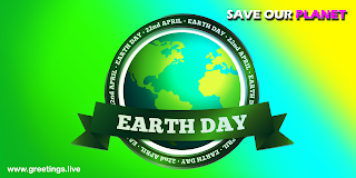 Earth Day Special Greetings Free Download Save out Planet