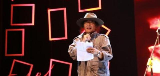 Sujiwo Tejo: Beragama dengan Tersenyum itu Hanya Orang Pesantren