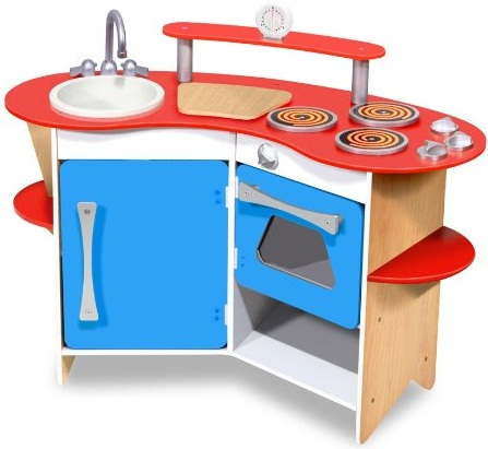 Melissa And Doug Corner Kitchen Uk
