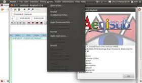 anas blog's: Aegisub 2 1 9 Advanced Subtitle Editor Full +