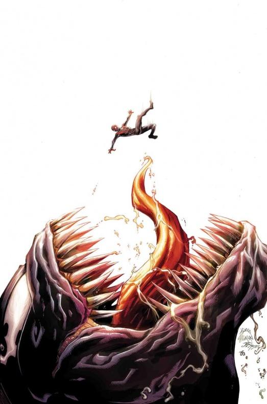 """Portada de """"Venom"""" número 3 de Ryan Stegman - Marvel Comics"""