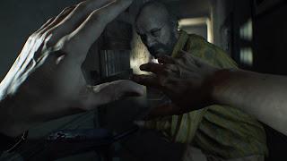 Resident Evil 7 Fight Wallpaper