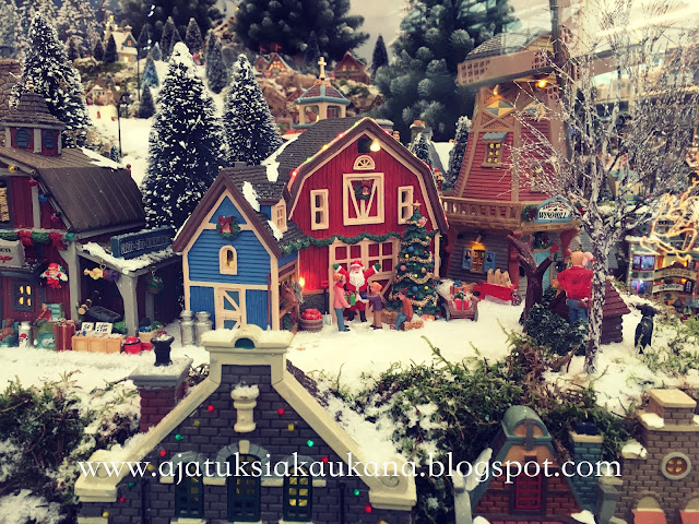 joulu, joulukoriste, miniatyyri, askartelu