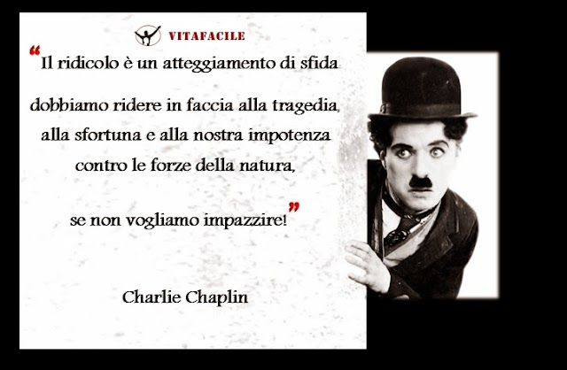 The inspirational daily quote: Charlie Chaplin